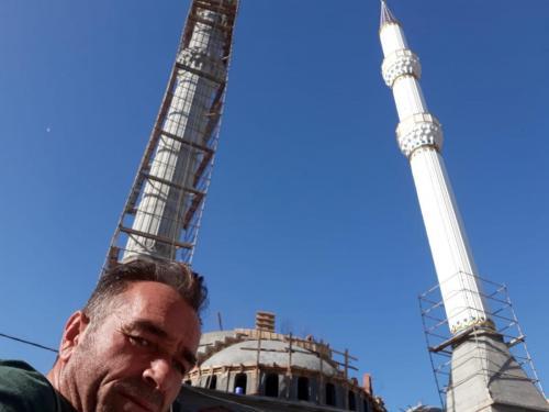Minare ustası -Mustafa Memiş (1)