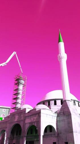 Minare ustası -Mustafa Memiş (17)