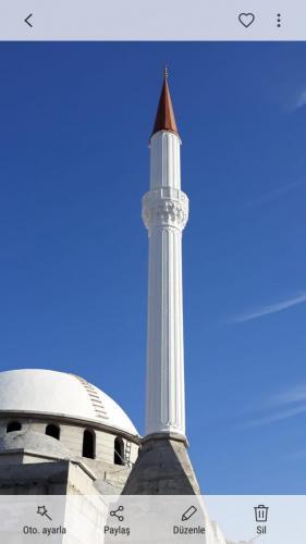 Minare ustası -Mustafa Memiş (18)
