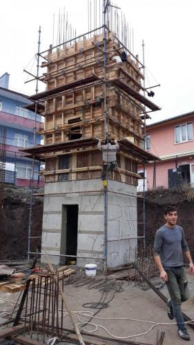 Minare ustası -Mustafa Memiş (7)